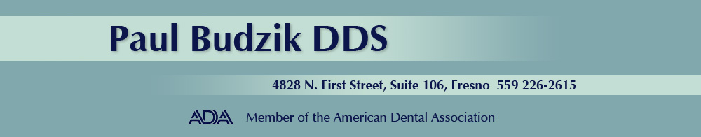 Paul Budzik DDS Prosthodontist Dentures Address